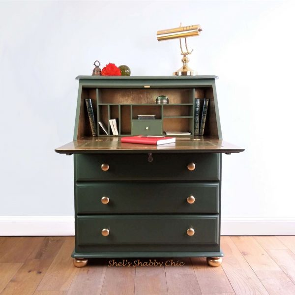 Ducal-Writing-Bureau-Olivia-Shels-Shabby-Chic-Stotfold
