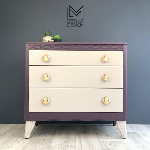 Vintage Harris Lebus Chest of Drawers